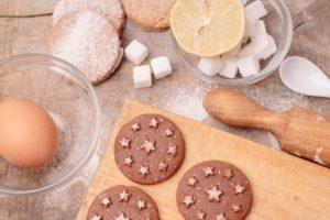 手作りクッキーのコツ